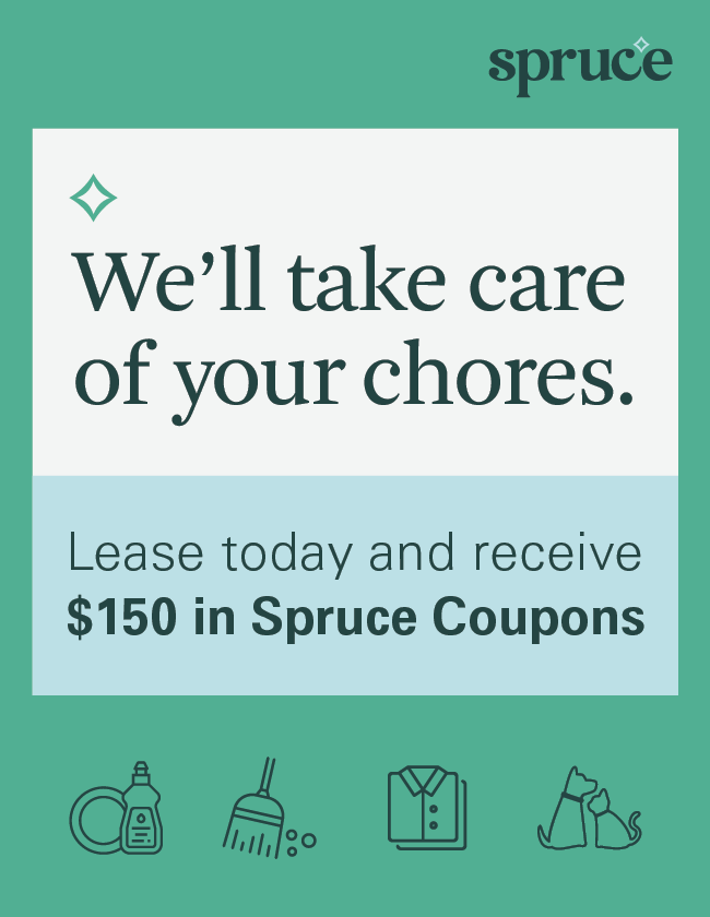 Check out Spruce!